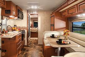 Rv Floor Plans Class A More Space For Your Stuff Motorhome Magazine