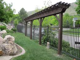 plain ideas arbor kits easy durable diy timber frame arbor kit