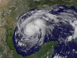 nasa satellites watch as hurricane harvey intensifies off
