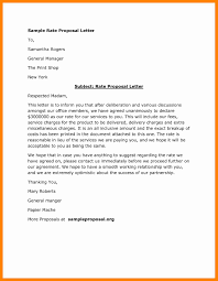 Proposal Cover Letter Examples Cover Letter For Sponsorship Gallery Cover Letter Ideas