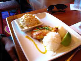 kona cafe for lunch june 2012