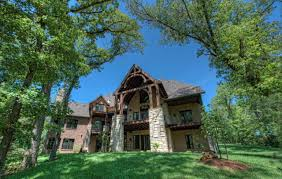 the supreme french country estate ramsey building new home