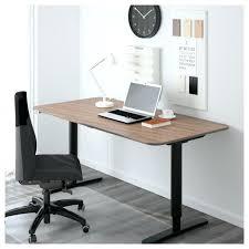 ikea black brown desk ikea office furniture desk desk sit stand black brown white a modern