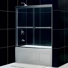 frameless glass tub doors frameless sliding tub doors saudireiki