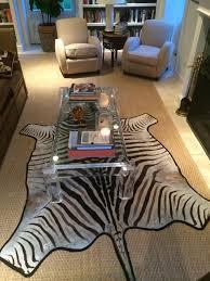 genuine zebra rug authentic zebra skin rug pictures home furniture