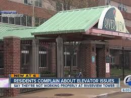 Awning Problems Residents Of Riverview Apartments Tired Of Getting Stuck On High