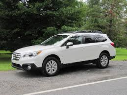 green subaru outback 2017 2015 subaru outback gas mileage review of crossover wagon utility