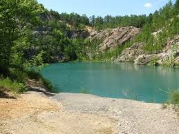 Arkansas nature activities images The blue hole quot in mena ar it was so hard to find the water is jpg