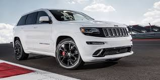 jeep cherokee white with black rims jeep grand cherokee hellcat will arrive in 2017