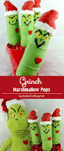grinch marshmallow pops two sisters crafting