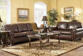 ashley leather sofa set awesome ashley furniture leather living room sets of cozynest home