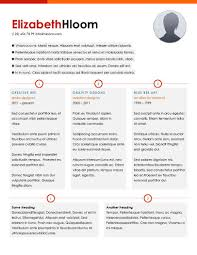 Classic Resume Examples 89 Best Yet Free Resume Templates For Word