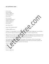 Transcript Request Letter Exle a letter of certification is a letter that is used to verify