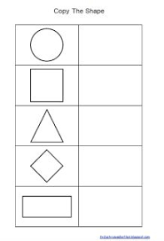 visual processing worksheets letter and shape mazes free sample
