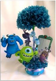 monsters inc baby shower decorations monsters inc baby shower centerpieces page baby shower