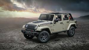 tactical jeep jeep reveals new wrangler rubicon recon edition the drive