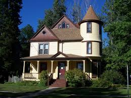 victorian house style file victorian era house in painted post new york jpg wikimedia