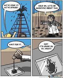 Crude Memes - crude oil by shadowgun meme center