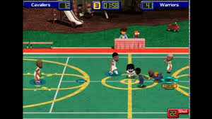 backyard basketball 2004 nba finals golden state warriors vs