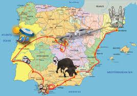 Spain Portugal Map by Best Trip Ever Trafalgar Spain And Portugal 2016 Best Trip