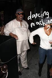 Is Stevie Wonder Blind And Deaf Stevie Wonder May Be Heading To Dancing With The Stars