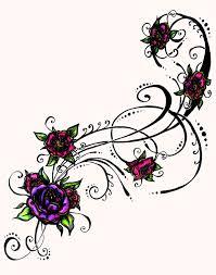 carnation flower tattoo designs clip art library