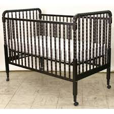 angel line jenny lind fixed side convertible crib finish natural