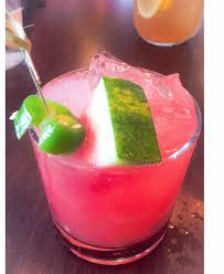 watermelon margarita recipe spicy healthy watermelon margarita 4 ingredients fresh fit n