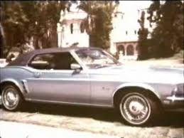 1969 mustang grande 1969 ford mustang grande commercial