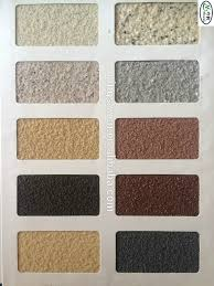 paint rubber flooring stone hard epoxy flooring color sand for
