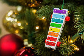 pull a tune xylophone ornament countdown to keepsake