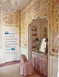 Meg Braff Designs by Petit Chateau Vanity Areas