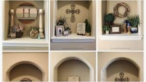 Recessed Wall Niche Decorating Ideas Mowebs