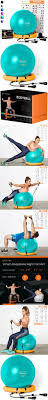 Pilates Ball Chair Size by Mantra Sports Exercise Ball Complete Home Gym Fitness System â
