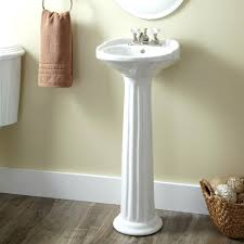 Kohler Stately Pedestal Sink Kohler Pedestal Sinks Lowes Bathroom Menards Bathroom Sinks