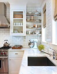 stylish ways to decorate with subway tile sunset