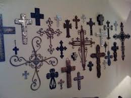 wall decor crosses best 25 cross wall collage ideas on wall picture