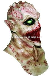scary vampire halloween 2 movie theme mask horror latex zombies