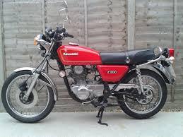 1981 kawasaki z200 otramoto pinterest motorbikes custom