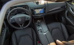 maserati levante interior back seat 2017 maserati levante s q4 cars exclusive videos and photos updates