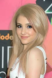 photos of arians hair 5 contrasting ariana grande hair color for catty girls hairstylec