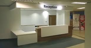 Hospital Reception Desk Case Study St John U0027s Hospital