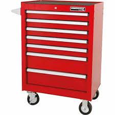 powerbuilt roll cabinet mechanics tool storage mitre 10