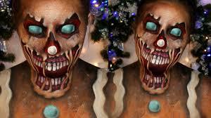 halloween costumes gingerbread man evil gingerbread man makeup tutorial jordan hanz youtube