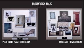 Interior Design Material Board by Hba Interior Design New