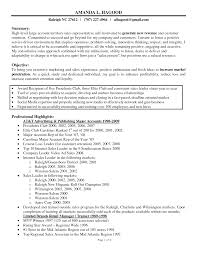 Retail And Sales Resume Customer Service Cover Letter In Retail Marketing And Sales