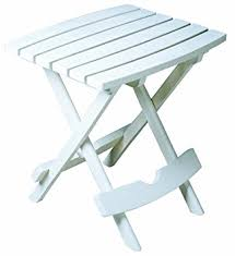 Folding Patio Side Table Manufacturing 8500 48 3700 Plastic Quik Fold