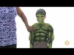 Boys Halloween Costumes Walmart Hulk Avengers Classic Muscle Child Halloween Costume