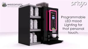 Table Top Vending Machine by The Primo Barista Style Tabletop Vending Machine By Westomatic