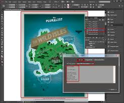 in design adobe indesign accessibility